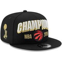 Toronto Raptors New Era 9FIFTY NBA Finals Locker Room Champions Snapback... - $57.58+