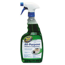 Zep Commercial All-Purpose Cleaner and Degreaser 32 oz Spray Bottle ZUALL32 - $17.89