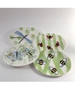 Bugs and Bees Dessert Plate Set - $12.99