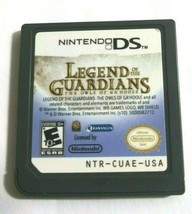 Legend of the Guardians The Owls of Ga'Hoole Nintendo DS, 2010 Game Only No Case - $4.92