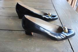Salvatore Ferragamo Womens Shoes Heels Pumps Black 9 AA - $24.55