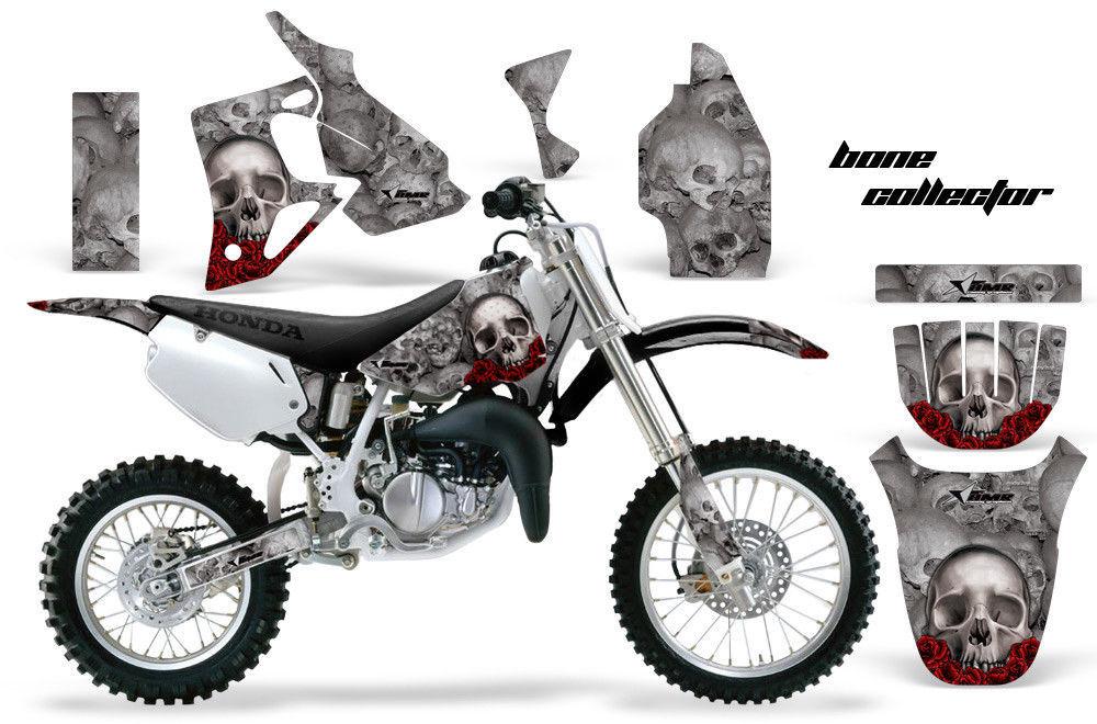 dirt bike kit graphique mx d u00e9calque enveloppe pour honda cr80 cr 80 1996-2002 os