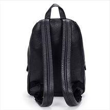 Marc by Marc Jacobs M0005483001 - Domo Biker Black Leather Backpack  - $829.99