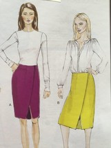 Vogue Sewing Pattern 9172 Misses Skirt Size 6-14 New - $16.79