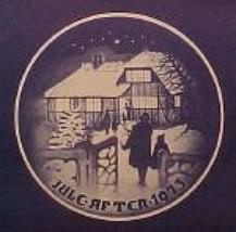 1973 Bing & Grondahl Christmas Plate Country Christmas - $11.99