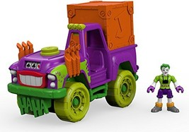 Fisher-Price Imaginext DC Super Friends, The Joker Surprise - $20.80