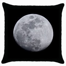 Full Moon Throw Pillow Case - $14.70+