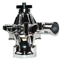 "GM BBC LWP 396 402 427 454 8-Blade Aluminum 5/8"" Volume Chrome Water Pump image 6"