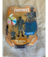 Epic Games Fortnite The Visitor Early Game Survival Kit Action Figure New - $22.00