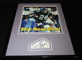 Darnell Autry Signed Framed 1995 Sports Illustrated Magazine Cover Display - $52.00