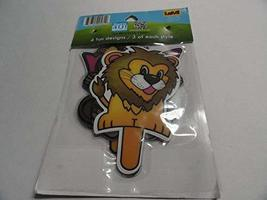 Zoo Animal Cupcake Toppers 12 Count - $2.49