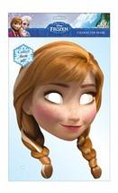 Anna Disney Eiskönigin Maske, Mask-arade Gesicht Karte Maske, Figur Kostüm - $4.93