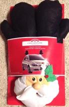 Christmas Santa Claus Car Costume Kit Novelty Holiday Decoration  - $15.79