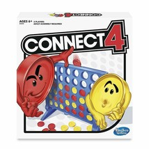 Connect 4 Four Classic Family Fun Fast Paced Board Game Hasbro Free Ship... - $14.25