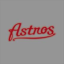 Houston Astros #6 MLB Team Pro Sports Vinyl Sticker Decal Car Window Wall - $4.46+