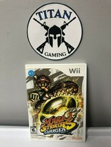 Mario Strikers Charged CIB (Nintendo Wii, 2007) - $10.44