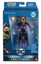 DC Comics Multiverse Spoiler Lex Luthor Collect & Connect Action Figure NEW - $15.88