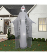 Halloween Yard Decor Giant Ghost Airblown Inflatable Outdoor Decoration ... - $79.99