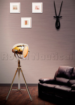 Royal Nautical Chrome Finish Spot Light Floor Lamp - $126.99