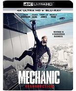 Mechanic Resurrection (4K Ultra HD+Blu-ray) - $9.95