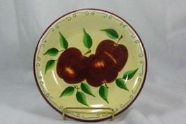 Sonoma Lifestyles Apples Salad Plate - $4.15
