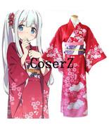 Katekyo Hitman Reborn Izumi Sagiri Cosplay Costumes  - $79.00