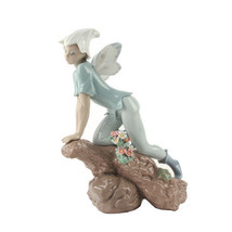 "LLADRO ""Prince of the Elves"" #7690 Porcelain Figurine w/ Original Box - $296.98"