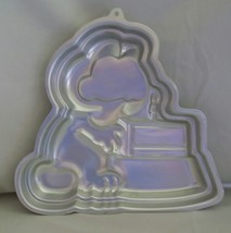 Wilton Garfield + Inlay Eyes Cake Pan #2105-2447 Out Of Production - $15.99