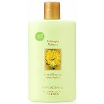 Victoria's Secret Garden Midnight Mimosa Skin Silkening Body Lotion 8.4 fl oz (2 - $79.99
