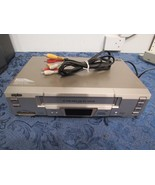 Sanyo VWM-700 Hi Fi Stereo 4-Head VHS VCR Recorder Player -Works - $34.77