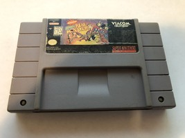 AAAHH Real Monsters - Super Nintendo SNES - Cleaned & Tested - $7.28