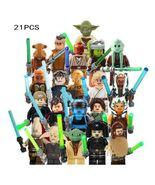 Star Wars Jedi  knights custom minifigures building blocks toys kid toy ... - $42.00