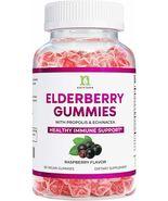 Sambucus Elderberry Gummies IMMUNUE SUPPORT Vit C Echinacea PROPOLIS 60c... - $27.99