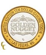 Golden Nugget Hotel Las Vegas NV Casino Gaming Token .999 Silver Limited Ed - $59.14
