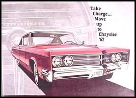 1967 Chrysler Deluxe Brochure, 40 pgs, New Yorker Newport 300 - $7.30