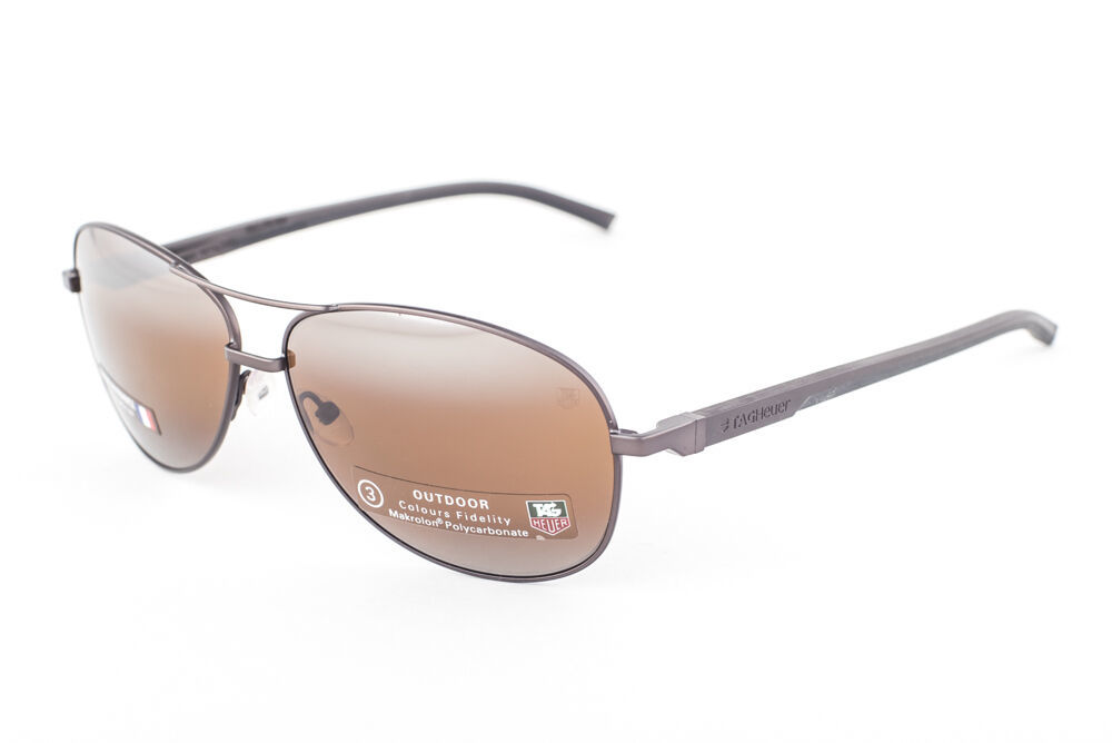 Primary image for Tag Heuer Automatic 884-203 Brown / Brown Sunglasses TH0884 203