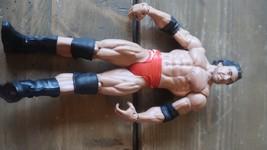 2011 Super Selten Wwe Mattel Wrestling-Figur Rot Shorts - $12.50