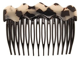 France Luxe Ric Rac Side Classic Comb, Ivory Tokyo - $18.43