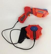Laser Challenge Pro Blaster Gun Sensor with Batteries Jakks Pacific 2008 - $15.10