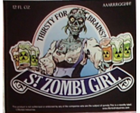 FREEBIE 1 Halloween Bottle Label With Any Halloween Purchase $7.99 or More