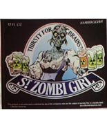 FREEBIE 1 Halloween Bottle Label With Any Halloween Purchase $7.99 or More - $0.00
