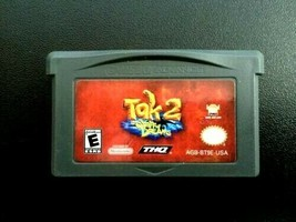 Tak 2: The Staff of Dreams (Nintendo Game Boy Advance, 2004) - GBA - $2.96