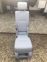 Middle Seat for 2021 Honda Odyssey Second Row Jump seat Leather Light Gray - $494.01