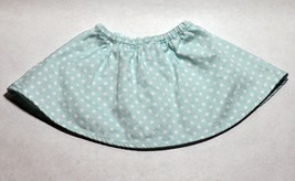 Vintage American Girl Doll Molly Retired Polka Dot Skirt 0220!!! - $22.28