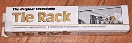 The Original Extendable Tie Rack Space Saver 42... - $14.24