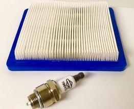 Briggs Tune Up kit Air Filter #491588 Spark Plug RJ19LM J19LM - $7.75