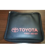 TOYOTA FIRST AID KIT Pre-owned but Intact for 4Runner, Tacoma, Camry, et... - $29.69