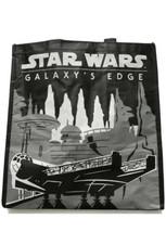 Star Wars Disneyland Galaxy's Edge Reusable Bag Small Shopping Tote Bran... - $12.26