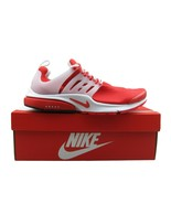 Nike Air Presto 2020 Mens Size XL 12-13 Comet Red White Shoes NEW 305919... - $128.65
