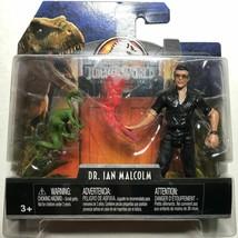 Jurassic World Legacy Dr. Ian Malcolm Figure 2018 MOC Mattel New - $15.83